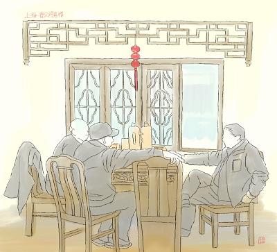 中国茶カフェ福屋の日常